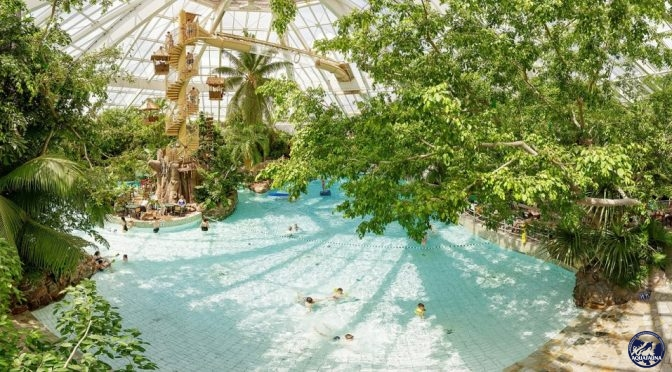 Aquamundo Centre parcs